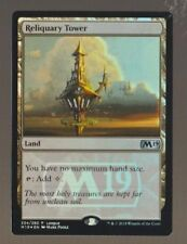 Reliquary Tower - Foil - MTG Land 2019 - READY TO SHIP