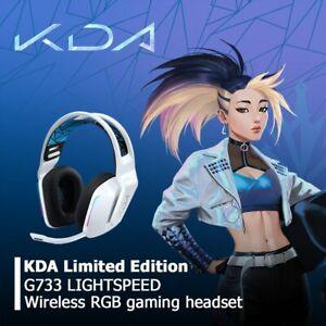 Logitech G733 KDA Wireless Headphone **FREE SHIPPING**