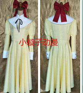 Ouran High School Host Club Haruhi Dress Cosplay Costume
