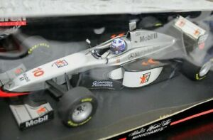 F1 mclaren mercedes mp4/12 1997 #10 coulthard 1:18