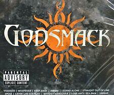 GODSMACK, New! CD Best of Greatest Hits Icon 11 Tracks Same day Free ship