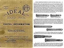 Ideal 1910 Handbook and Catalog No. 20