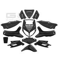 accessoire de déguisement Kit TNT noir métallisé 13 pièces Peugeot Speedfight 2