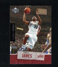 2005-06 LeBRON JAMES UPPER DECK ROOKIE DEBUT #15 (A)