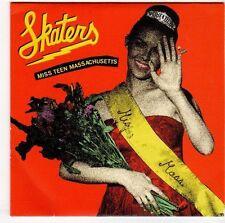 (EM558) Skaters, Miss Teen Massachusetts - 2014 DJ CD