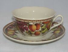 burton+Burton Porcelain Tea Cup & Saucer Gift Set ORCHARD'S OFFERING