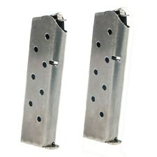 1911 45acp 7rd Stainless Magazine 2-PACK