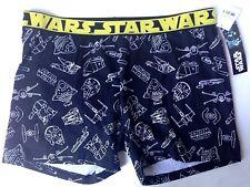 Star Wars Graphic Men's Boxer Briefs Underwear sz XL