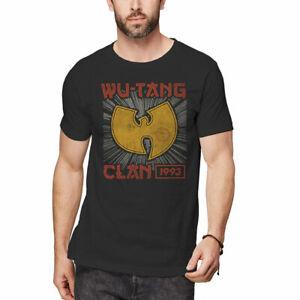 Wu-Tang Clan - Tour '93 Men's X-Large T-Shirt - Black