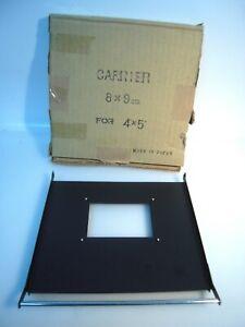 """Fujimoto Enlarger Negative Carrier 6x9cm for 4x5"""" Larger format Enlarger--M13"""