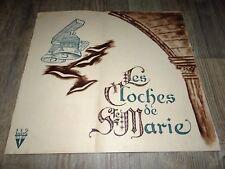 LES CLOCHES DE SAINTE MARIE Ingrid Bergman scenario dossier presse cinema 1945