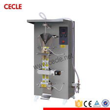 SJZF-2000 200-1000ml Automatic Water Filling and Sealing  Machine By Sea