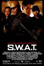S.W.A.T. Movie POSTER 27x40 B Samuel L. Jackson Colin Farrell Michelle Rodriguez