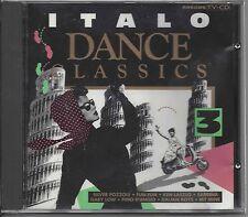 Various  – Italo Dance Classics Volume 3    Cd