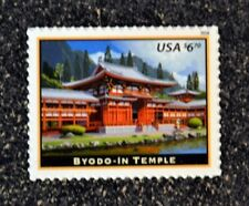 2018USA $6.70 Byodo-In Temple - Priority Mail  -  Mint  NH