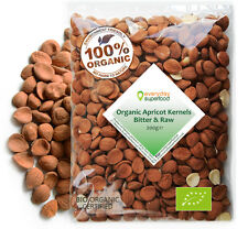 Organic Apricot Kernels 200g bitter apricot kernels natural & BIO apricot seeds