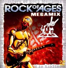 Rock Of Ages -Non Stop Dj Video Mix Dvd- 70s/80s/90s Metal Rock Hits