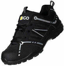 EIGO CENTAUR KIDS CYCLE SHOES - BMX MTB MOUNTAIN BIKE SPD YOUTH JUNIOR