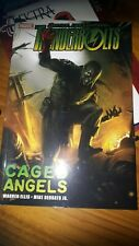 Marvel Comics Graphic Novel - Thunderbolts: Caged Angels