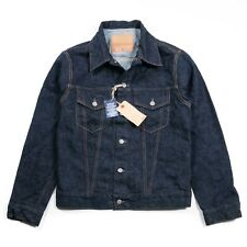 BNWT Omnigod 3rd Type 14oz Original Selvedge Denim Jacket Made in Japan
