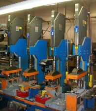 4 Ton BTM Air Press Manufacturing Machinery Model P-4-HX10 Planet Stock #4905