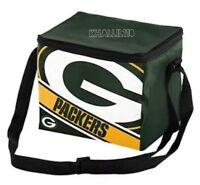 NFL Green Bay Packers 2017 Lnsulated Lunch Bag Cooler (12 Pack)