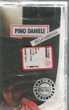 PINO DANIELE BELLA 'MBRIANA  MC K7 MUSICASSETTA SIGILLATA!!!