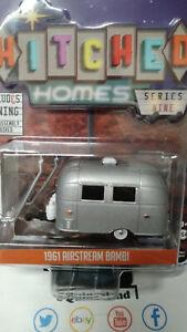 Greenlight Hitched Homes 1959 Catolac Devill Travel Trailer  (NG55)