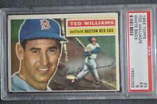 1956 Topps - Ted Williams - #5 - PSA 5 - EX **Offers Welcome**