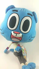 """The Amazing World Of Gumball 16"""" Gumball Plush Stuffed Toy Factory"""