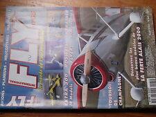 $$v Revue Fly International N°65 Plan encarte Skyraider  Extra 300  Ferte Alais
