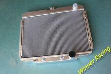 ALUMINUM ALLOY RADIATOR FORD MUSTANG,MERCURY COUGAR 289,302,351 W/AC V8 AT 67-69