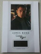 James Bond Classics Relic: Daniel Craig as James Bond in Casino Royale 148/200