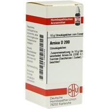 ARNICA D 200 Globuli 10g PZN 2890044