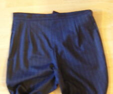 BNWOT Next Ladies PINSTRIPED TROUSERS Size 12 STANDARD