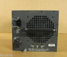 Cisco 34-0923-01 WS-CAC-1000W 5500/6500 Power Supply