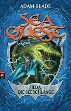 Silda, die Seeschlange  Sea Quest Bd 2 von Adam Blade wie neu