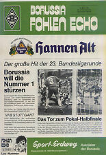 BL 83/84 Borussia Mönchengladbach - VfB Stuttgart (10.03.1984)