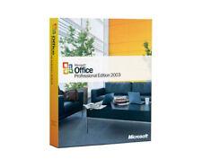 Microsoft Office 2003 Professional - Retail - deutsch
