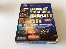 2002 TAB ELECTRONICS BUILD YOUR OWN ROBOT KIT / STILL SEALED    sale