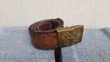 Cinturone austriaco 1 guerra mondiale no elmo elmetto alpino