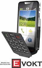 Emporia Smart Smartphone Android Touchscreen Keepad GPS 8Mp Camera Genuine New