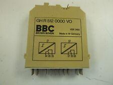 BBC Brown Boveri GH R 512 0000 VO