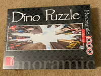 DINO 1000 PCE JIGSAW PUZZLE PANORAMIC COLLECTION
