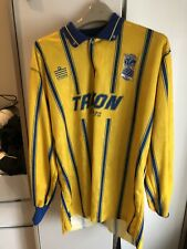 Birmingham City Away Shirt Very Rare  1993/94 Large