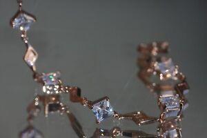 Princess Cut Created Diamond Bracelet