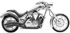 Cobra Speedster Swept Exhaust for Honda VTX1300CR Stateline 2010-2014
