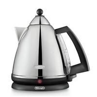 De'longhi Argento KBX3016.C Jug Kettle,tea stainless  3 Kilowatt-Polished Steel
