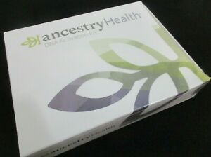 Ancestry DNA Genetic Testing DNA Activation Kit ONLY!  **NO Health***