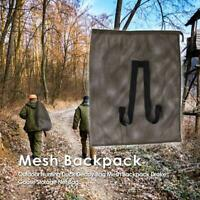 Mesh Duck Goose Decoy Bag Bird Hunting Hunter Large Capacity Backpack Outdoor
